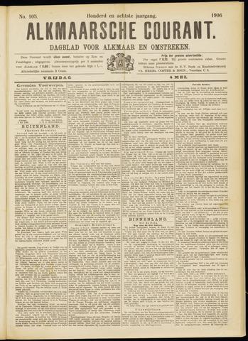 Alkmaarsche Courant 1906-05-04