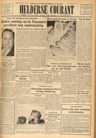 Heldersche Courant 1955-01-04