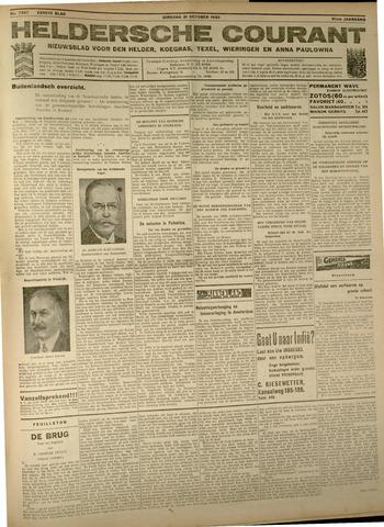 Heldersche Courant 1933-10-31