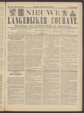 Nieuwe Langedijker Courant 1899-12-03
