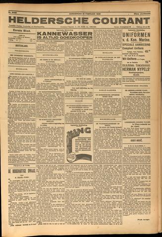 Heldersche Courant 1928-02-16