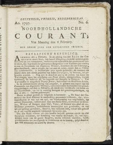 Noordhollandsche Courant 1797-02-06