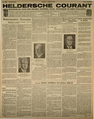 Heldersche Courant 1936-01-07