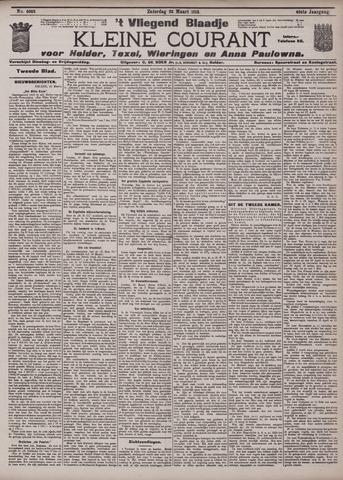 Vliegend blaadje : nieuws- en advertentiebode voor Den Helder 1912-03-23