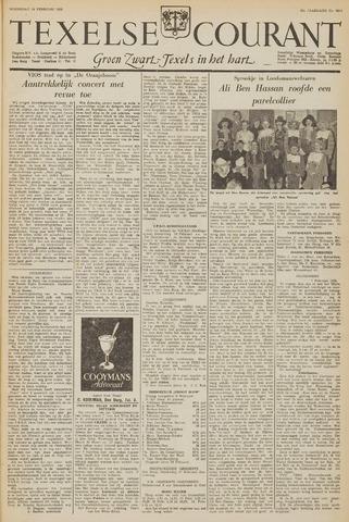 Texelsche Courant 1955-02-16