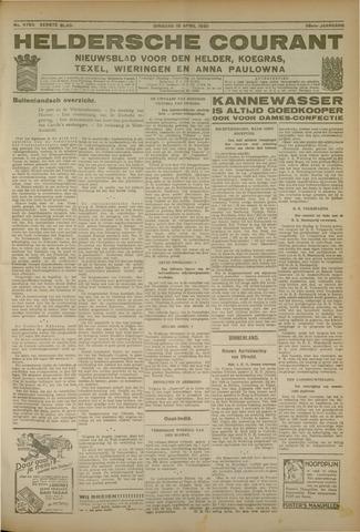 Heldersche Courant 1930-04-15