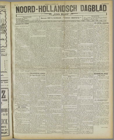 Ons Blad : katholiek nieuwsblad voor N-H 1921-10-18
