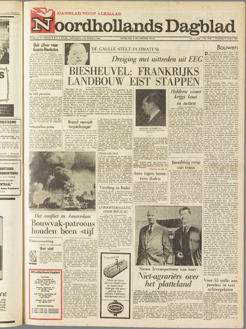 Noordhollands Dagblad : dagblad voor Alkmaar en omgeving 1964-10-22