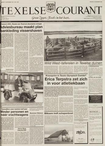 Texelsche Courant 2000-11-10