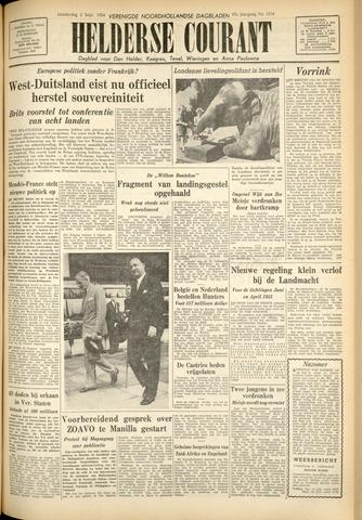 Heldersche Courant 1954-09-02
