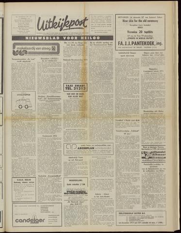 Uitkijkpost : nieuwsblad voor Heiloo e.o. 1974-09-11