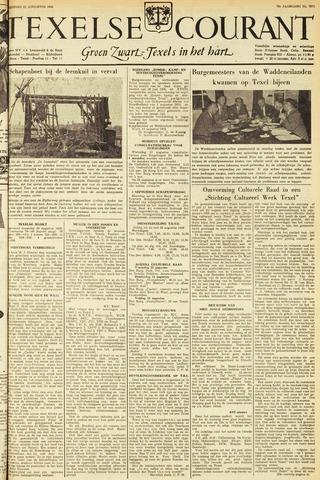 Texelsche Courant 1956-08-22