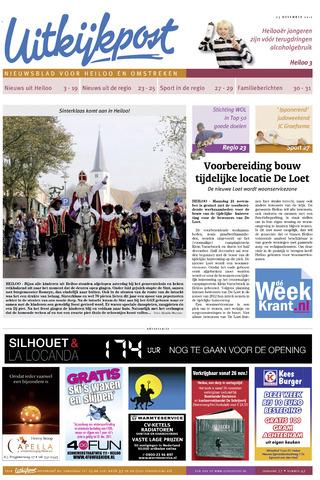 Uitkijkpost : nieuwsblad voor Heiloo e.o. 2011-11-23