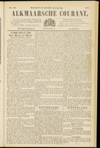 Alkmaarsche Courant 1905-07-19