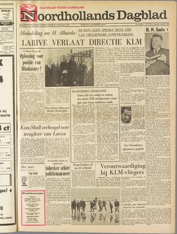 Noordhollands Dagblad : dagblad voor Alkmaar en omgeving 1963-12-07