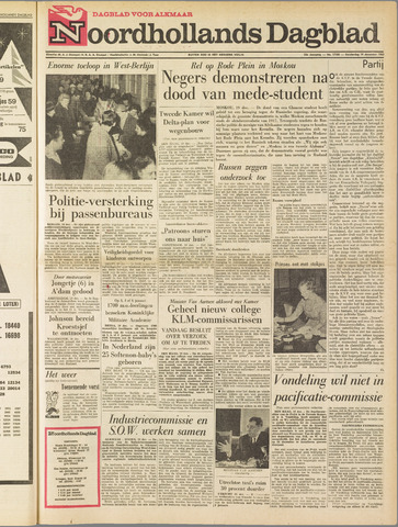 Noordhollands Dagblad : dagblad voor Alkmaar en omgeving 1963-12-19