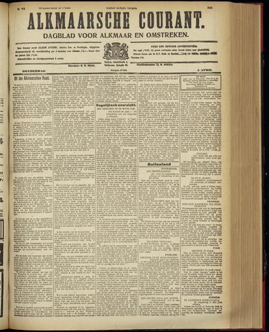 Alkmaarsche Courant 1928-04-05