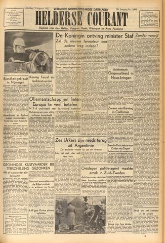 Heldersche Courant 1952-08-23