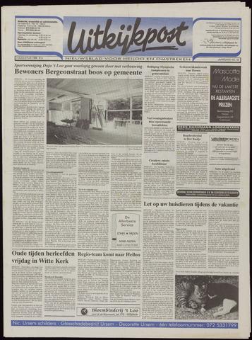 Uitkijkpost : nieuwsblad voor Heiloo e.o. 1996-08-07