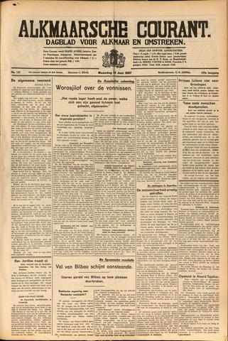 Alkmaarsche Courant 1937-06-14