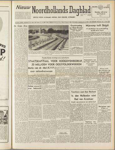 Nieuw Noordhollandsch Dagblad : voor Alkmaar en omgeving 1950-05-12