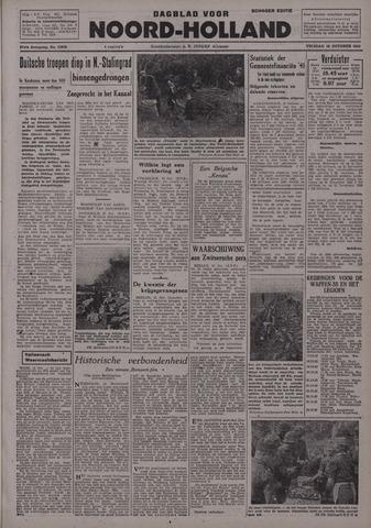 Dagblad Noord-Holland, Schager editie 1942-10-16