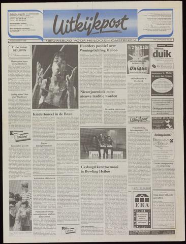 Uitkijkpost : nieuwsblad voor Heiloo e.o. 1999-12-29