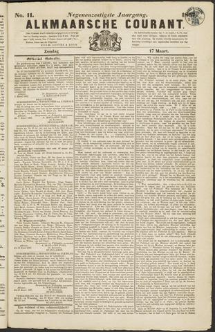 Alkmaarsche Courant 1867-03-17