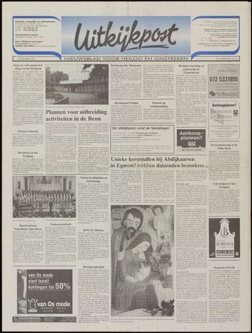 Uitkijkpost : nieuwsblad voor Heiloo e.o. 2000-12-13
