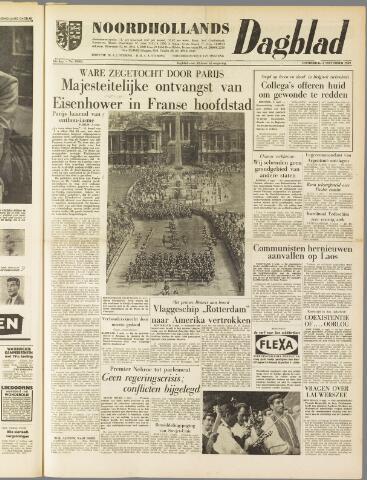 Noordhollands Dagblad : dagblad voor Alkmaar en omgeving 1959-09-03