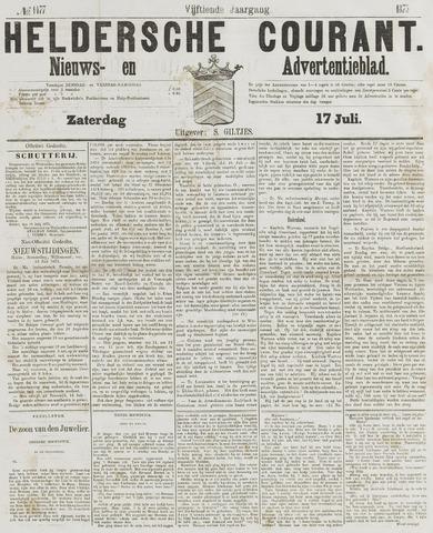 Heldersche Courant 1875-07-17
