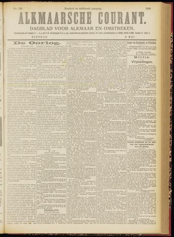 Alkmaarsche Courant 1916-05-02