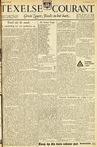 Texelsche Courant 1956-05-02