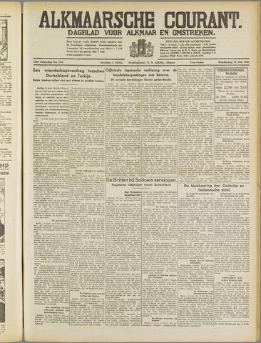 Alkmaarsche Courant 1941-06-19