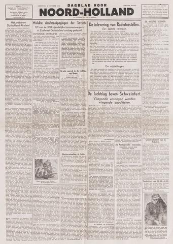 Dagblad Noord-Holland, Schager editie 1943-10-16
