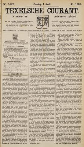 Texelsche Courant 1901-07-07