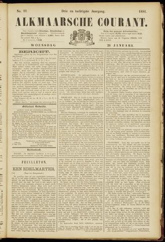 Alkmaarsche Courant 1881-01-26