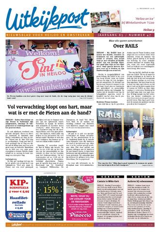 Uitkijkpost : nieuwsblad voor Heiloo e.o. 2018-11-21