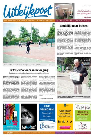 Uitkijkpost : nieuwsblad voor Heiloo e.o. 2020-06-10