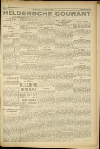 Heldersche Courant 1925-08-27