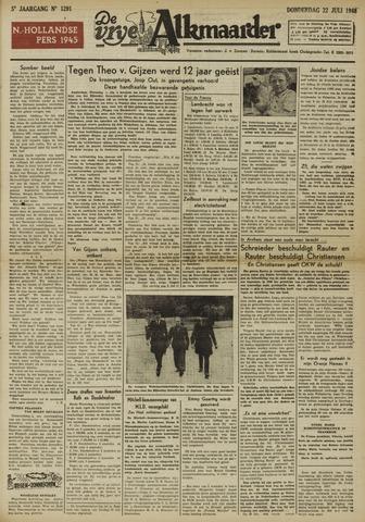 De Vrije Alkmaarder 1948-07-22