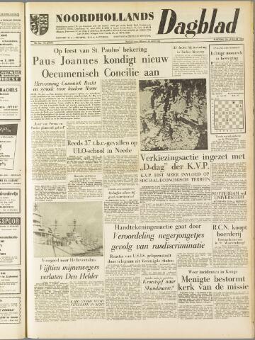 Noordhollands Dagblad : dagblad voor Alkmaar en omgeving 1959-01-26
