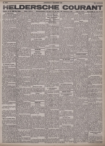 Heldersche Courant 1918-12-05