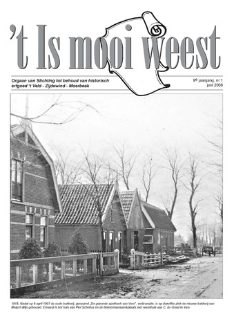 't Is mooi weest 2008-06-01