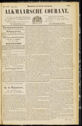 Alkmaarsche Courant 1901-12-18