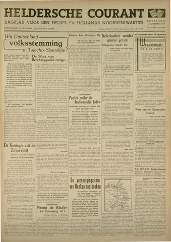 Heldersche Courant 1938-09-03