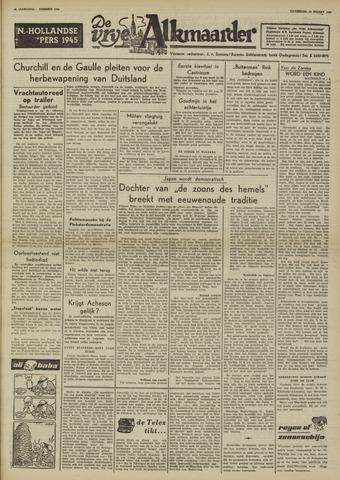 De Vrije Alkmaarder 1950-03-18