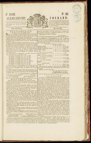Alkmaarsche Courant 1847-06-21