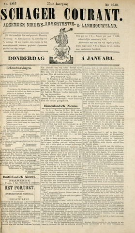 Schager Courant 1883-01-04