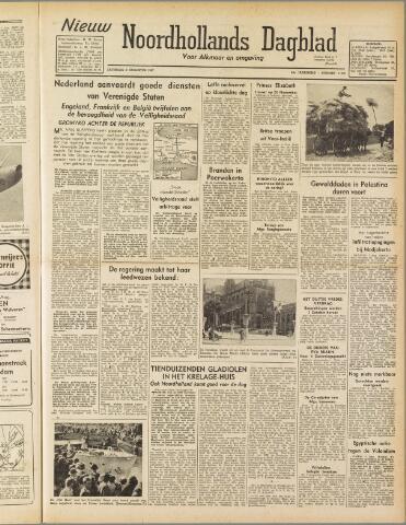 Nieuw Noordhollandsch Dagblad : voor Alkmaar en omgeving 1947-08-02